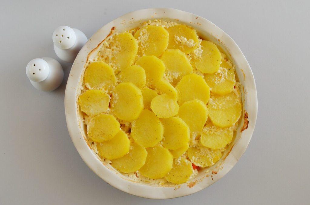 Chicken & Veggie Casserole recipe - step 7