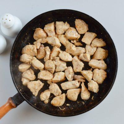 Chicken & Veggie Casserole recipe - step 2