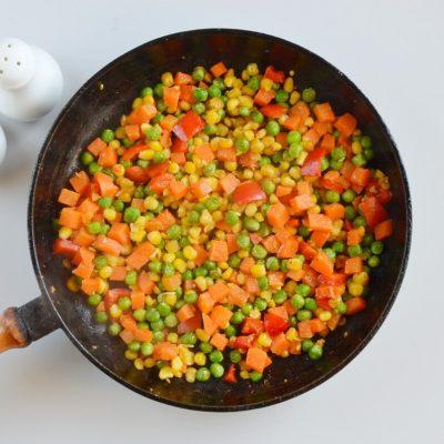 Chicken & Veggie Casserole recipe - step 4