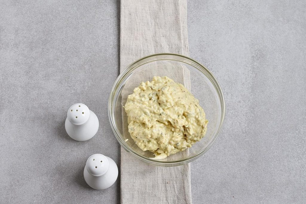 Dill Pickle Deviled Eggs recipe - step 4