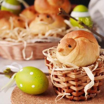 Easter Bird Bread Rolls Recipe-Easter Baking-Easter Treats to Make-Easter Bread