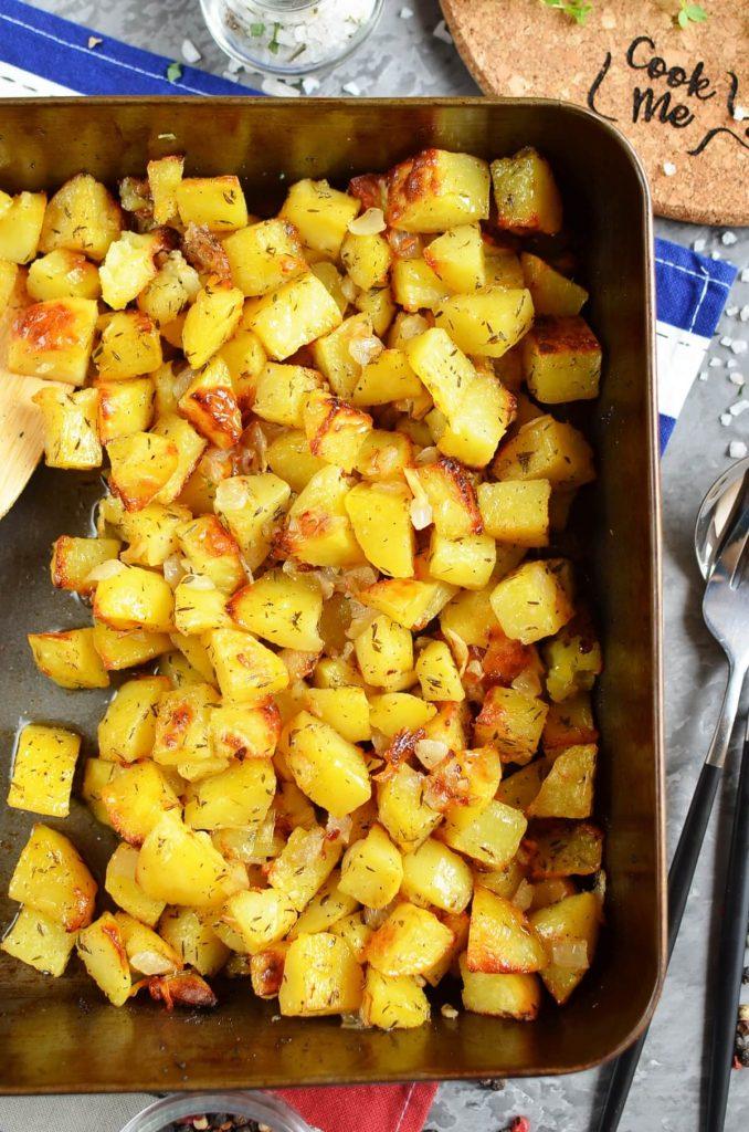 Everyone loves these crispy potatoes