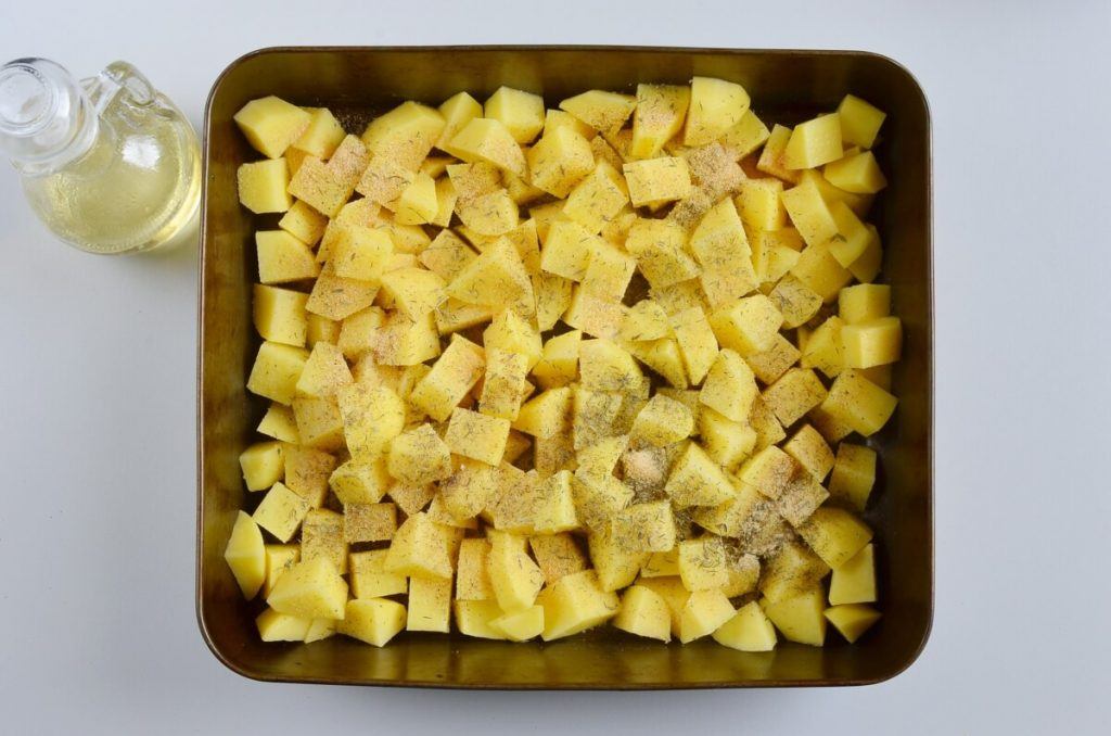 Famous Crispy Potato Casserole recipe - step 2