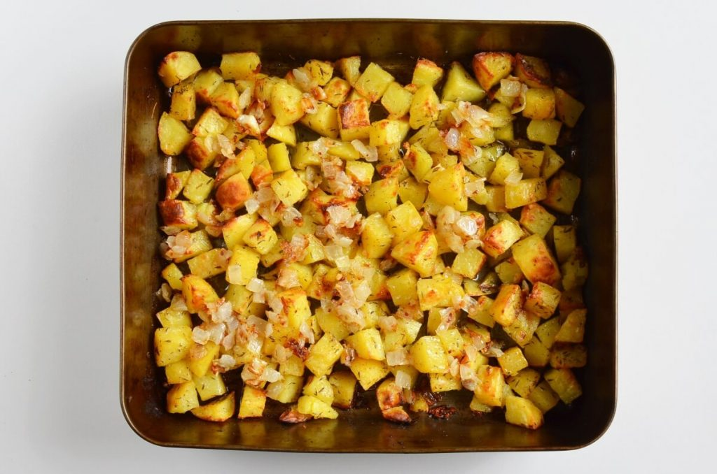 How to serve Famous Crispy Potato Casserole