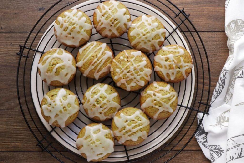Fluffy Matcha Lemon Muffins recipe - step 9