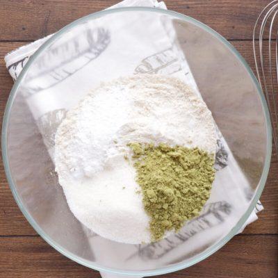 Fluffy Matcha Lemon Muffins recipe - step 2
