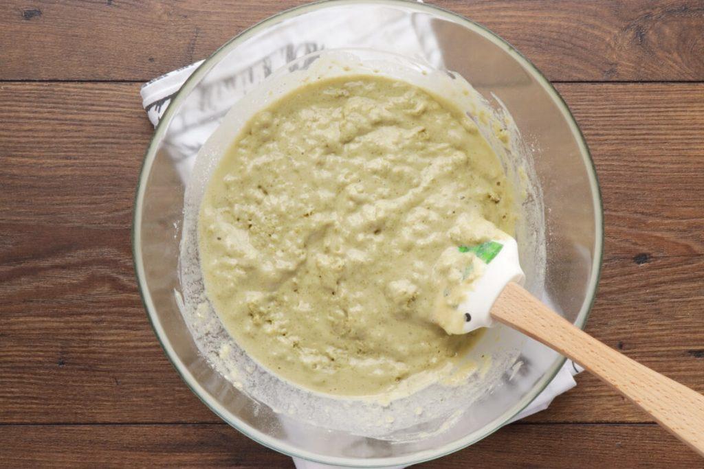 Fluffy Matcha Lemon Muffins recipe - step 4