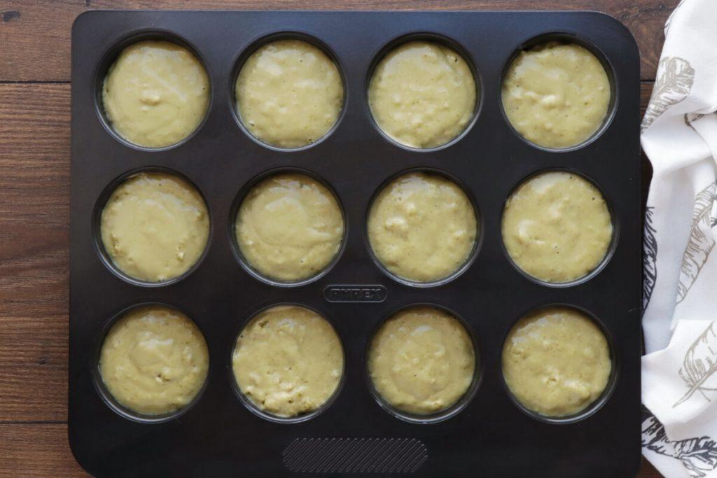 Fluffy Matcha Lemon Muffins recipe - step 5