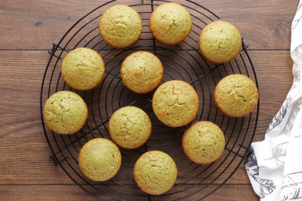 Fluffy Matcha Lemon Muffins recipe - step 7