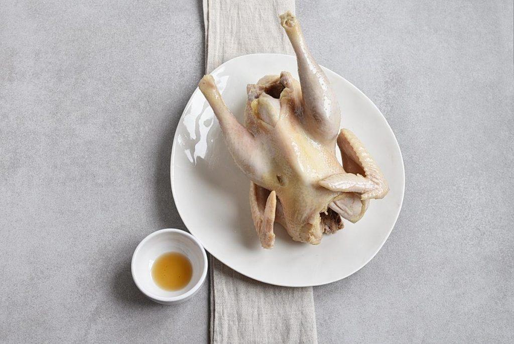 Hainanese Chicken Rice recipe - step 3