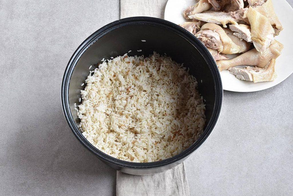 Hainanese Chicken Rice recipe - step 6