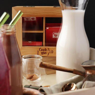 How to Make Almond Milk-Homemade Dairy Free Vegan Nut Milk-Chocolate Almond Milk