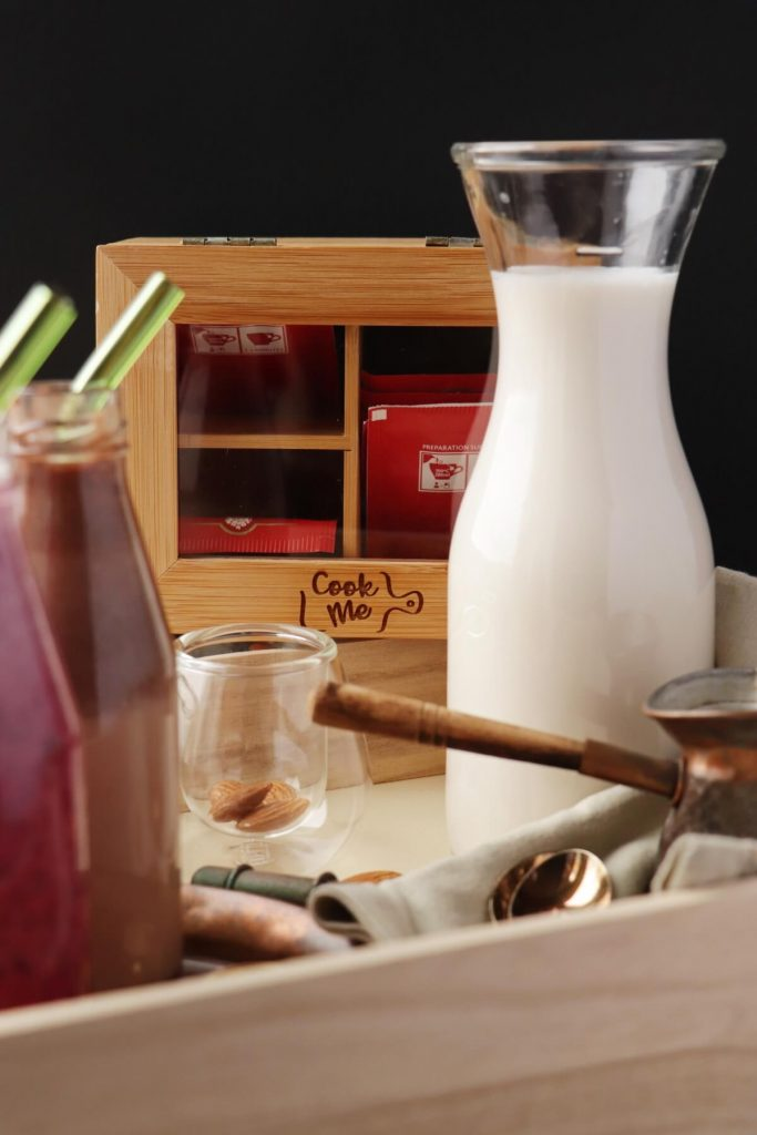Homemade and Healthy Dairy-Free Milk
