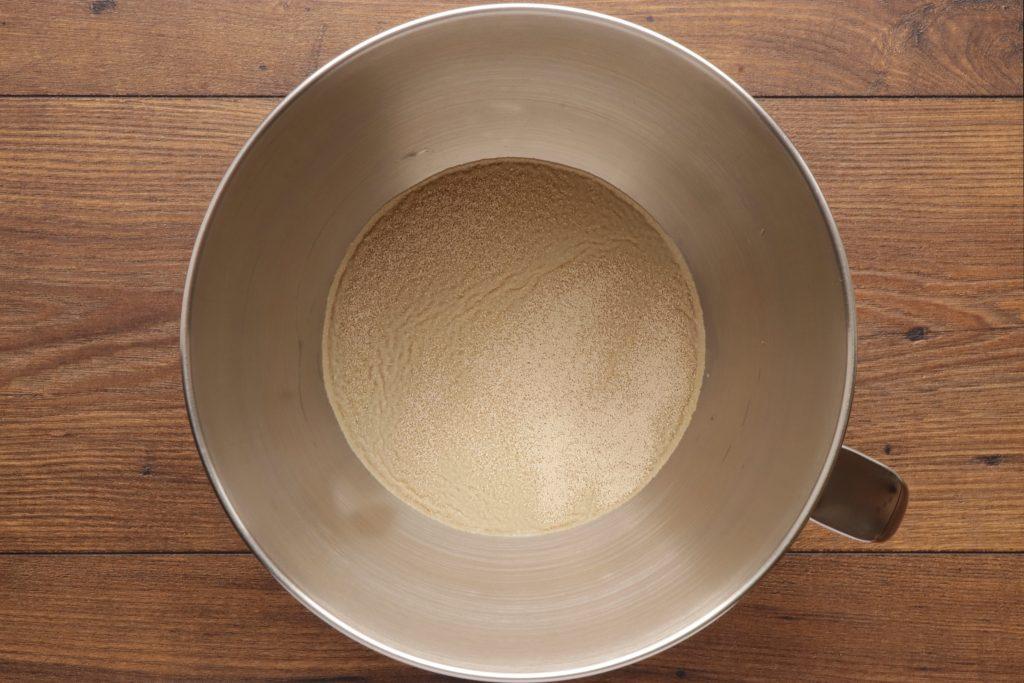 Irish Blaas – Soft Bread Rolls recipe - step 1