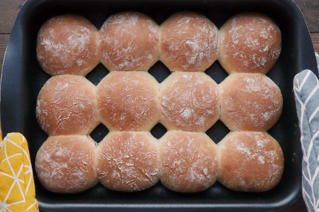 Irish Blaas – Soft Bread Rolls recipe - step 8