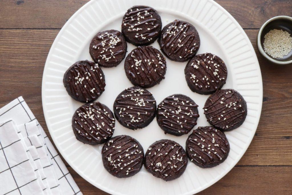 Low-Carb Chocolate Cookies recipe - step 10