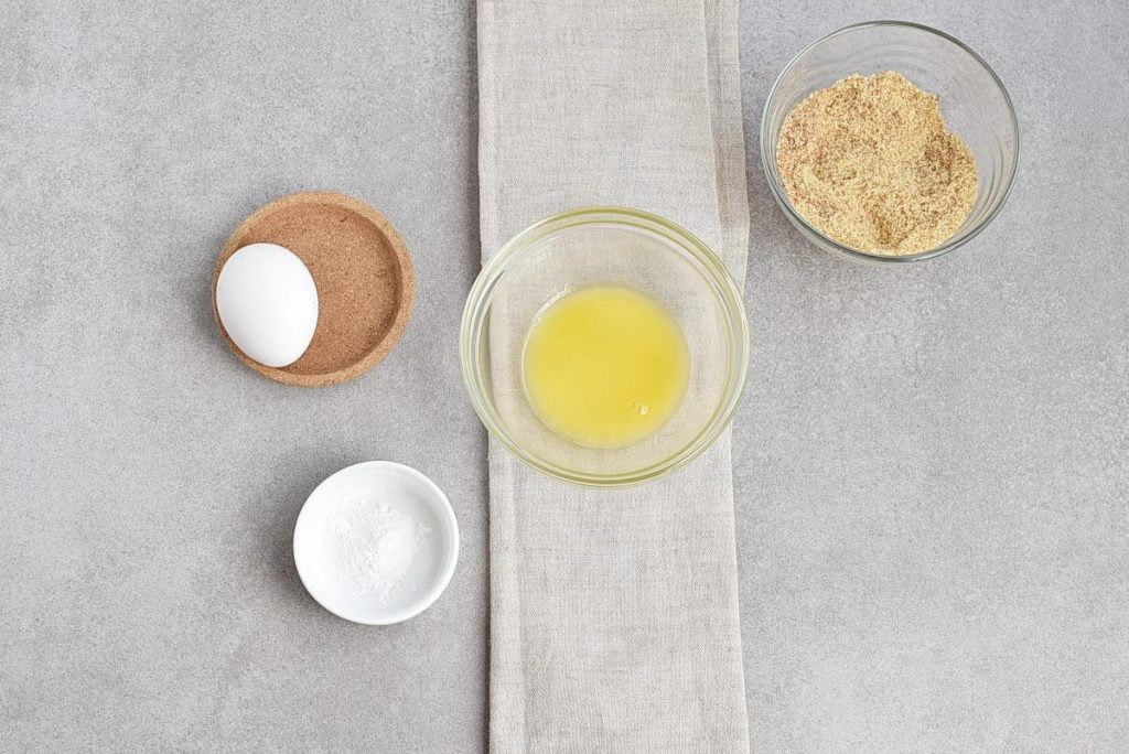 90 Second Microwavable Keto Bread recipe - step 1