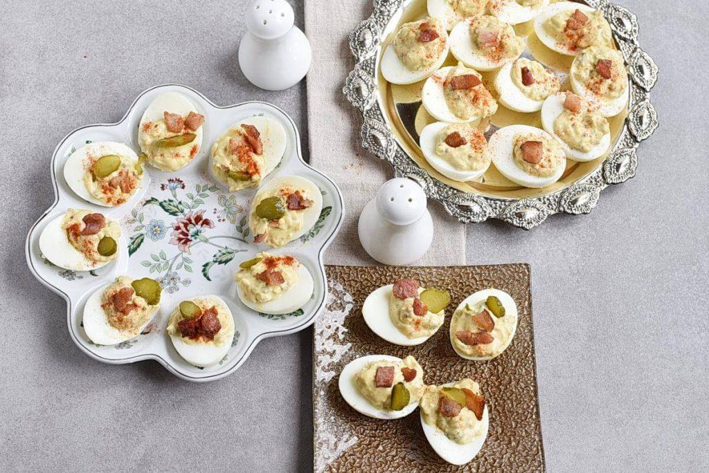 Million Dollar Deviled Eggs recipe - step 4
