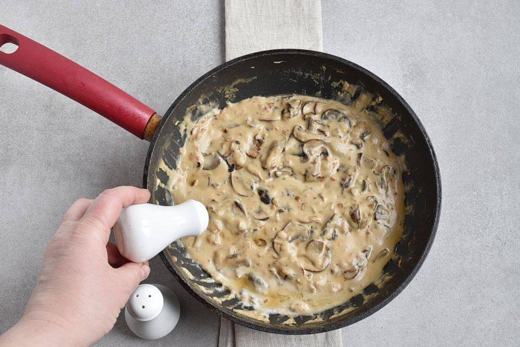 Mushroom Meatloaf with Mushroom Gravy recipe - step 10