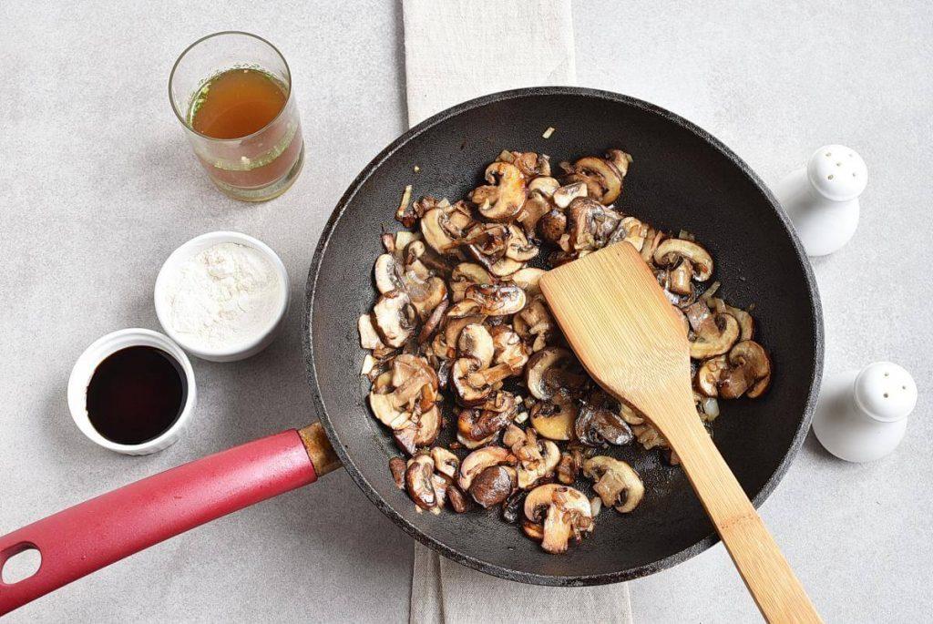Mushroom Meatloaf with Mushroom Gravy recipe - step 6