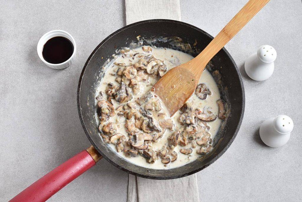Mushroom Meatloaf with Mushroom Gravy recipe - step 7