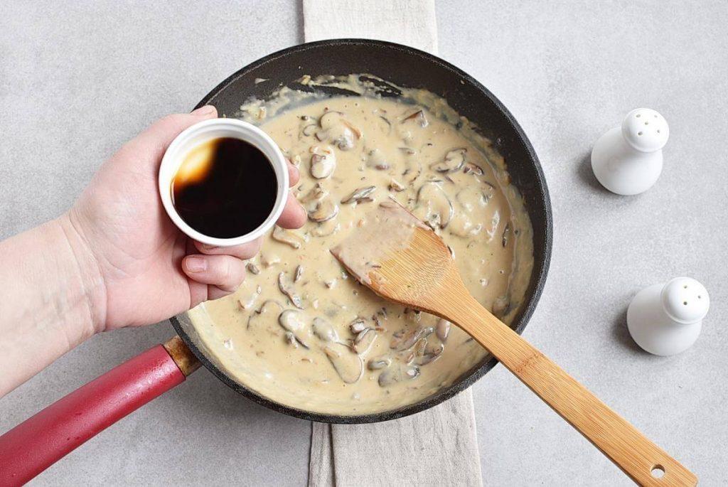 Mushroom Meatloaf with Mushroom Gravy recipe - step 8
