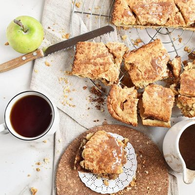 Old-Fashioned Apple Slab Recipes–Homemade Old-Fashioned Apple Slab–Eazy Old-Fashioned Apple Slab