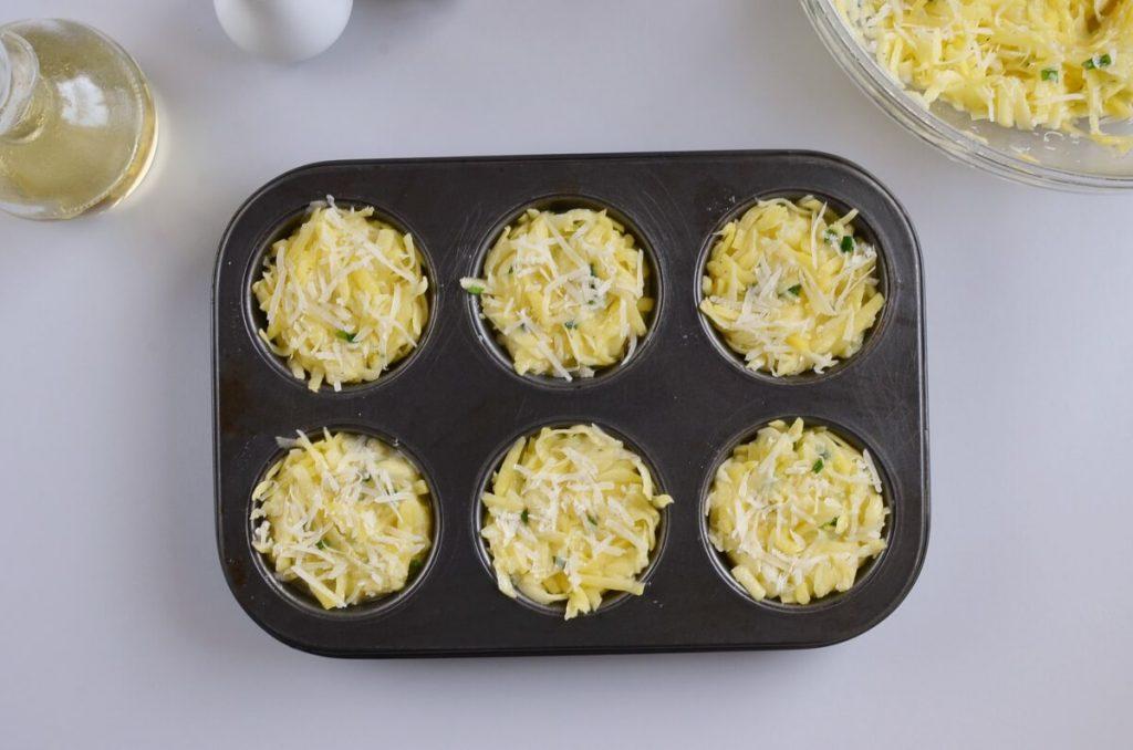 Parmesan Hash Brown Cups recipe - step 3