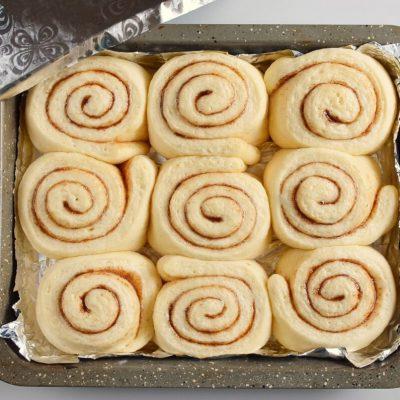 Quick 45 Minute Cinnamon Rolls recipe - step 9