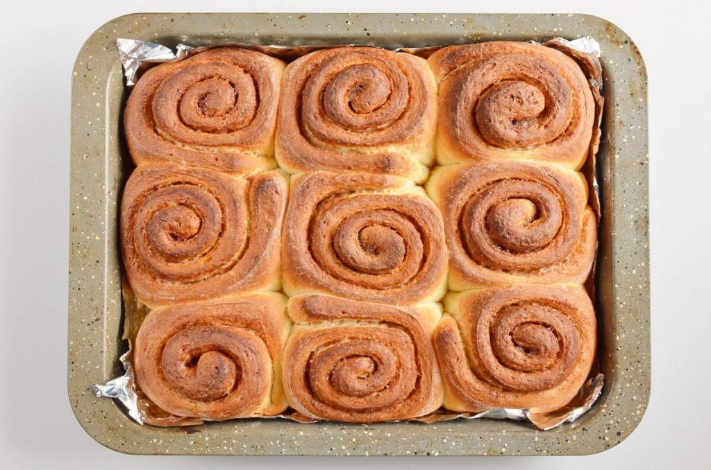 Quick 45 Minute Cinnamon Rolls recipe - step 10