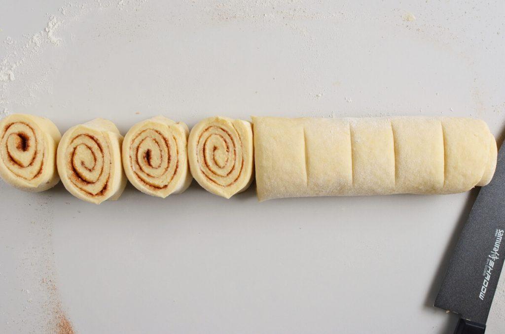 Quick 45 Minute Cinnamon Rolls recipe - step 8