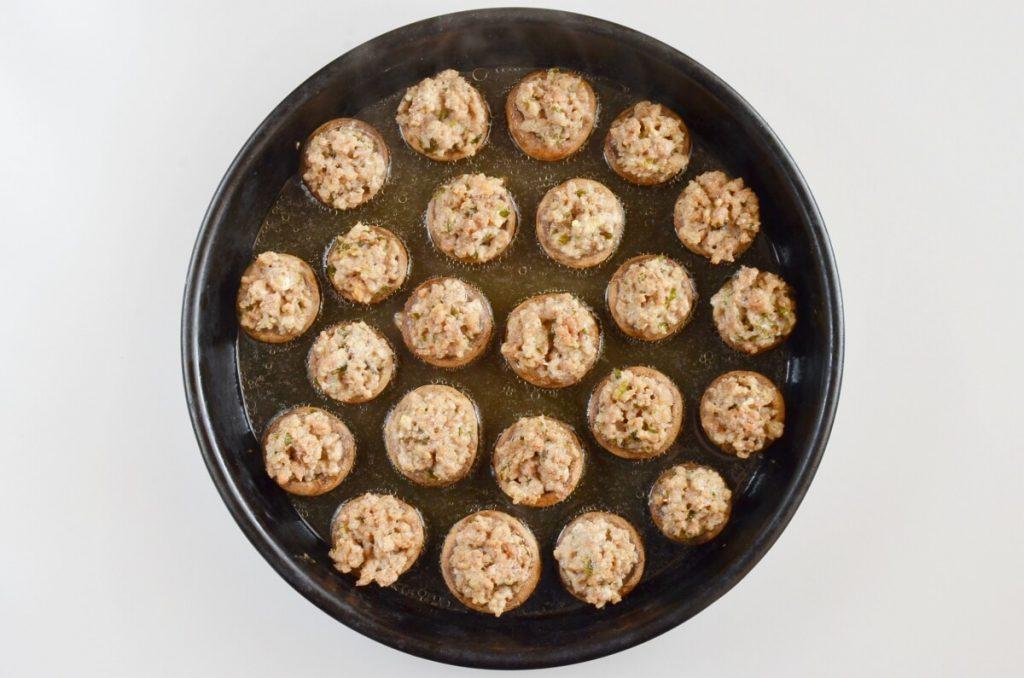 Sausage Stuffed Mushrooms recipe - step 6