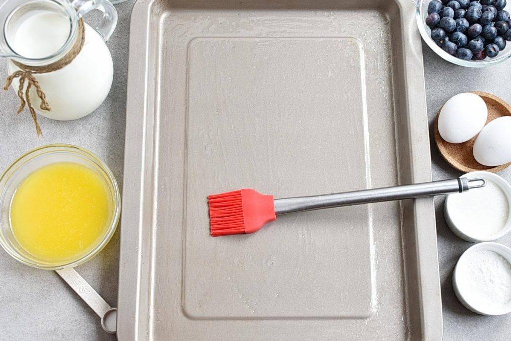 Sheet Pan Pancakes recipe - step 1