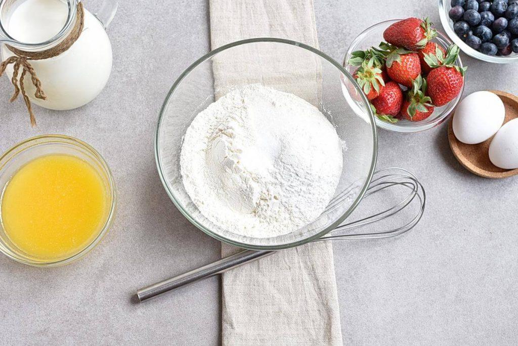 Sheet Pan Pancakes recipe - step 2