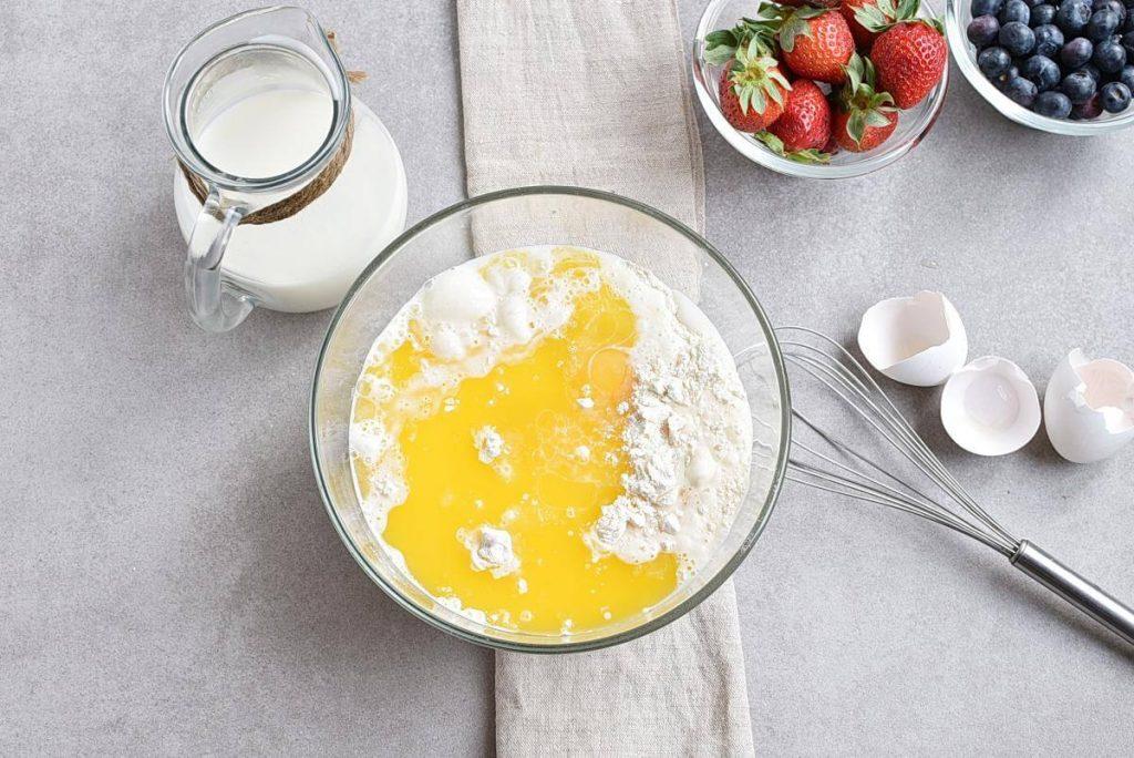 Sheet Pan Pancakes recipe - step 3