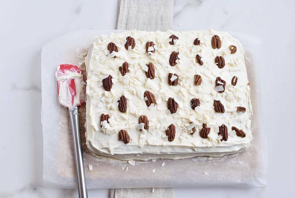 The Best Homemade Italian Cream Cake recipe - step 10