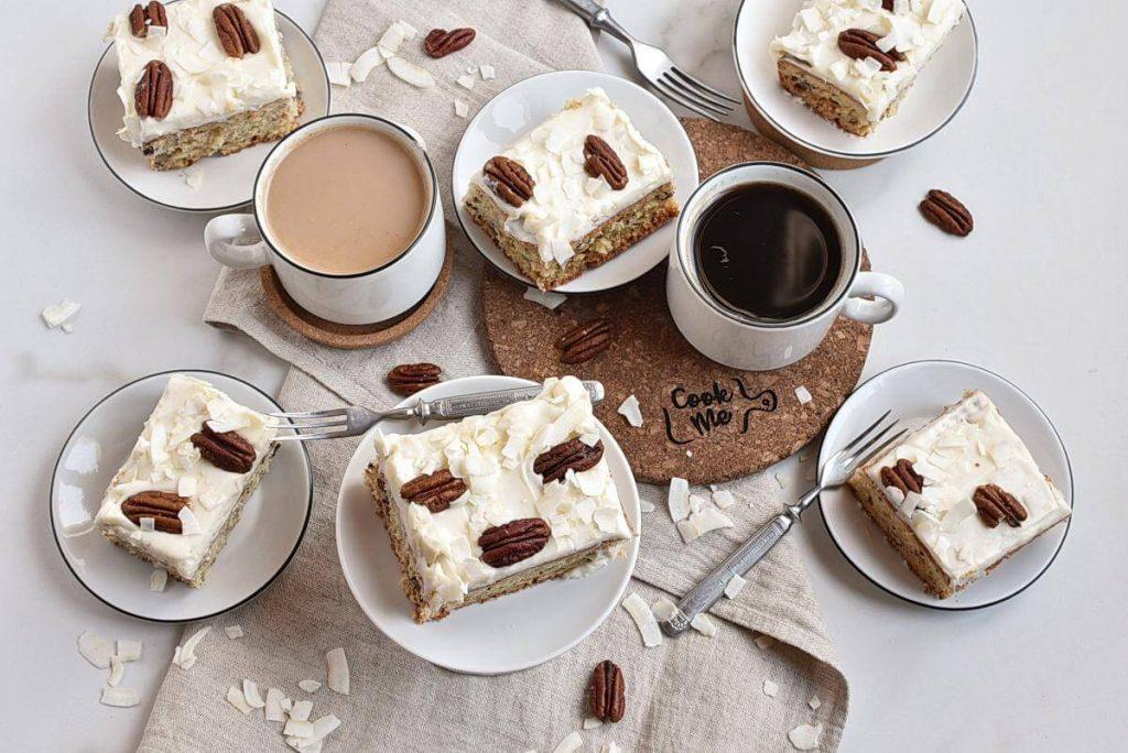 How to serve The Best Homemade Italian Cream Cake