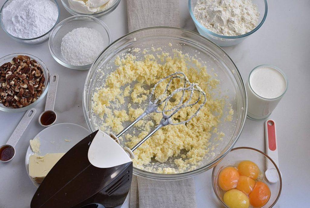 The Best Homemade Italian Cream Cake recipe - step 2