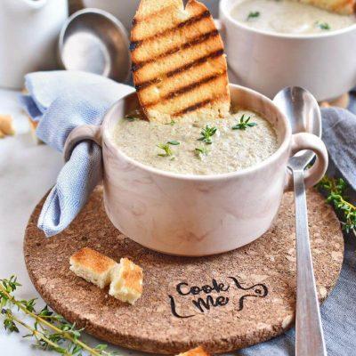 Vegan-Instant-Pot-Mushroom-Soup-Recipes–Homemade-Instant-Pot-Mushroom-Soup–Eazy-Instant-Pot-Mushroom-Soup