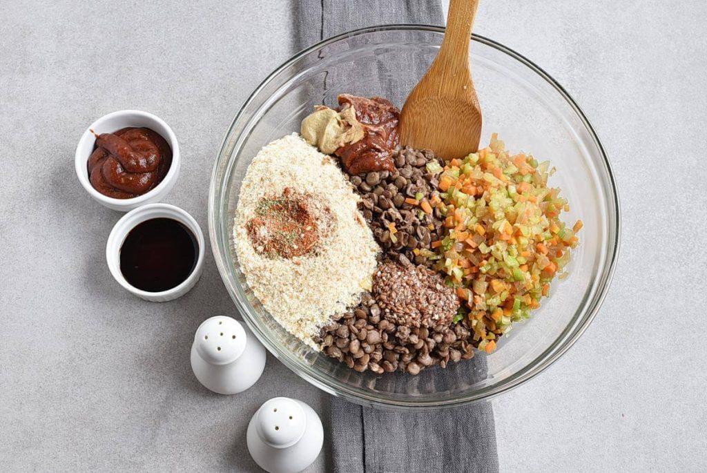 Vegan Meatloaf Muffins recipe - step 6