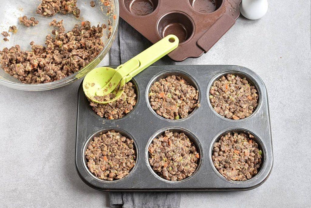 Vegan Meatloaf Muffins recipe - step 7