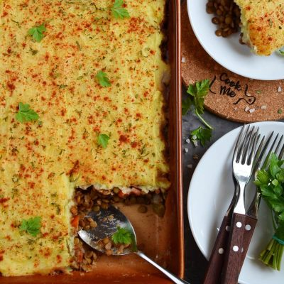 Vegan Shepherd's Pie Recipe-How To Make Vegan Shepherd's Pie-Delicious Vegan Shepherd's Pie