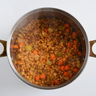 Vegan Shepherd's Pie recipe - step 2