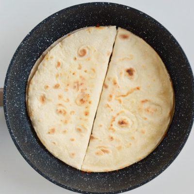 Cheese Quesadillas recipe - step 4