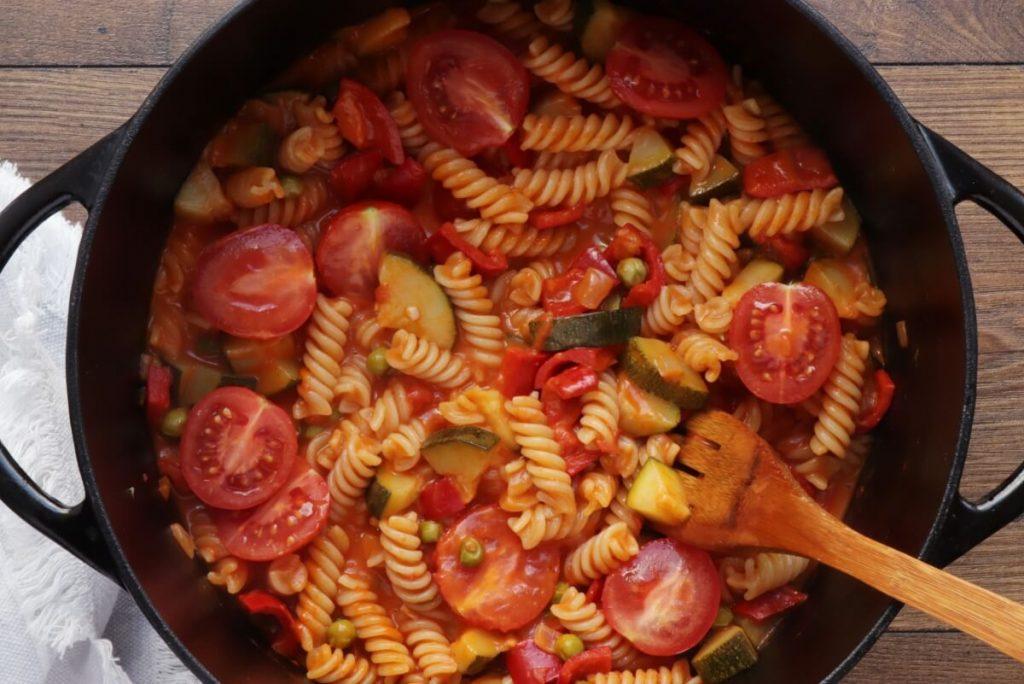 Creamy Vegan One-Pot Pasta recipe - step 4