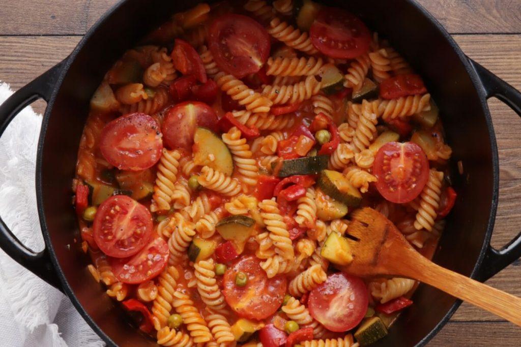 Creamy Vegan One-Pot Pasta recipe - step 5