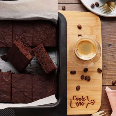 Egg White Chocolate Brownies Recipe-Fudgy 4 Egg White Brownies-Egg White Brownies