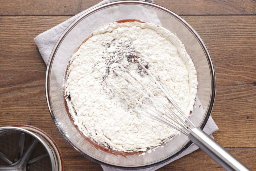 Egg White Chocolate Brownies recipe - step 7