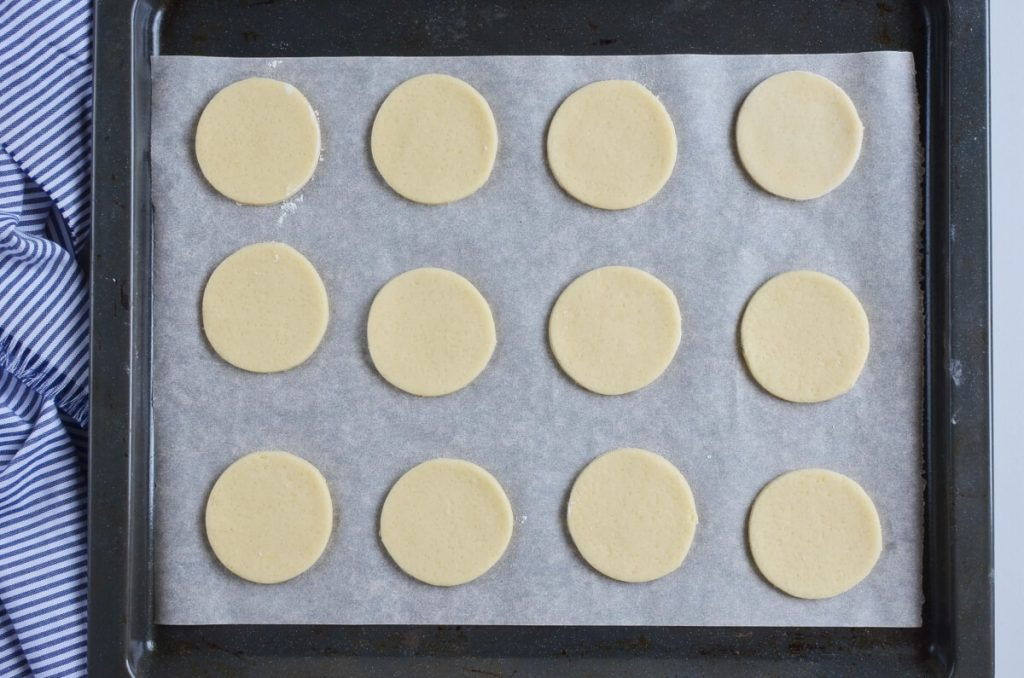 Eggless Sugar Cookies recipe - step 7