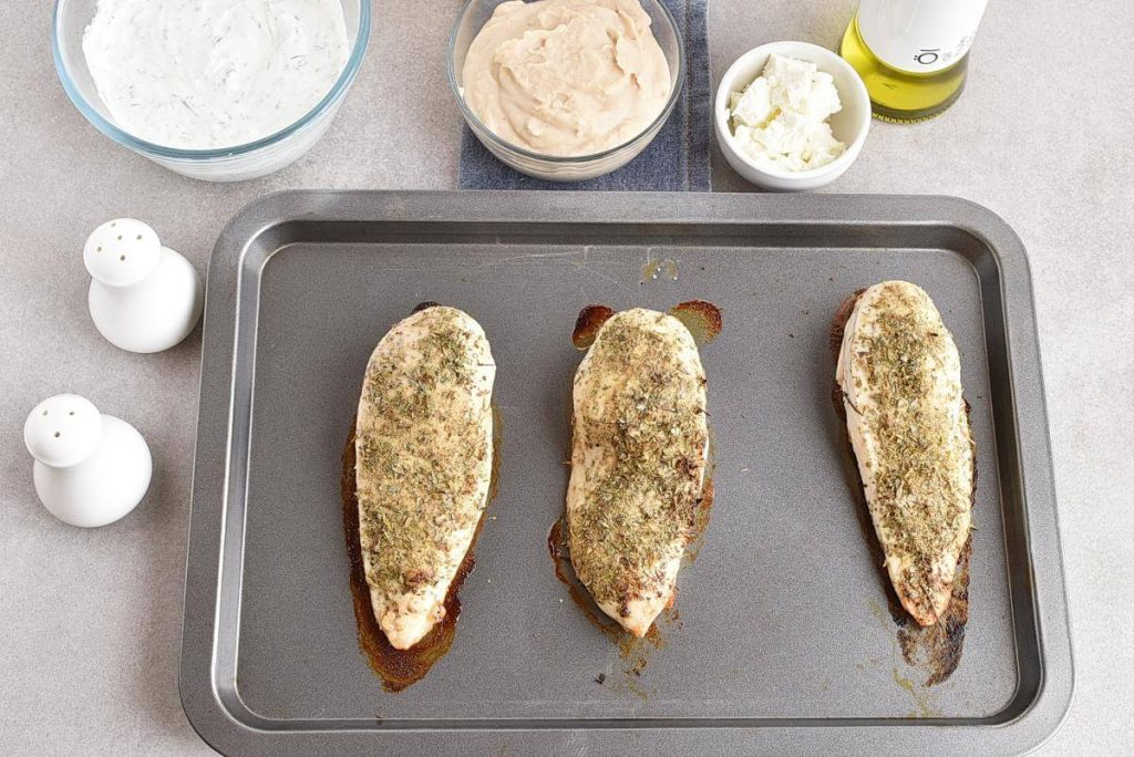 Greek Healthy Chicken Meal Prep Recipe recipe - step 4
